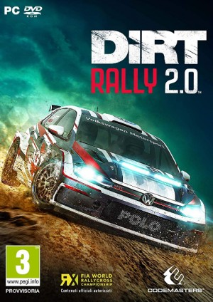 Cover DiRT Rally 2.0 (PC)