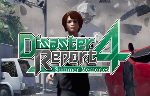 Cover Disaster Report 4: Summer Memories