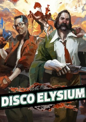 Cover Disco Elysium (PC)
