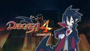 Cover Disgaea 4 Complete+ (PC)