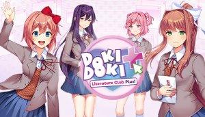 Cover Doki Doki Literature Club Plus!
