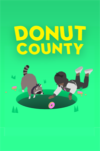 Cover Donut County (PC)