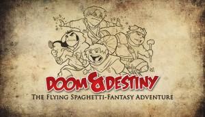 Cover Doom & Destiny