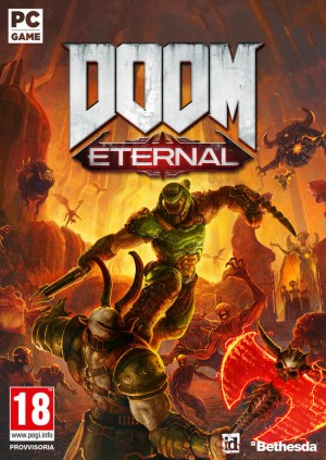 Cover DOOM Eternal (PC)