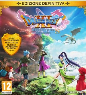 Cover Dragon Quest XI S: Echoes of an Elusive Age - Definitive Edition