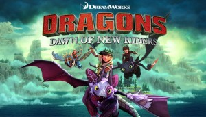 Cover DreamWorks Dragons Dawn of New Riders (PC)