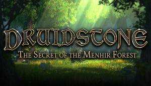 Cover Druidstone: The Secret of the Menhir Forest