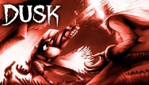 Cover DUSK (PC)