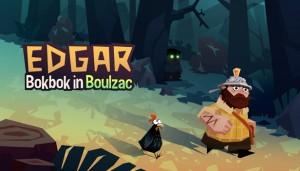 Cover Edgar - Bokbok in Boulzac