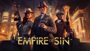 Cover Empire of Sin