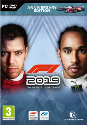 Cover F1 2019