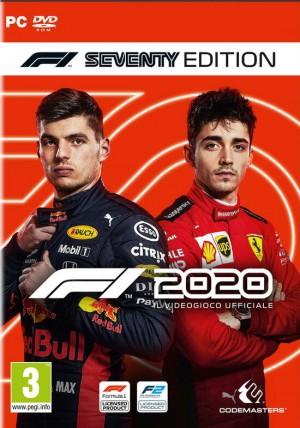 Cover F1 2020