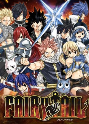 Cover Fairy Tail