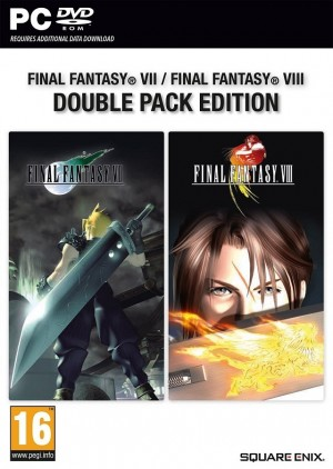 Cover Final Fantasy VII / Final Fantasy VIII Double Pack Edition