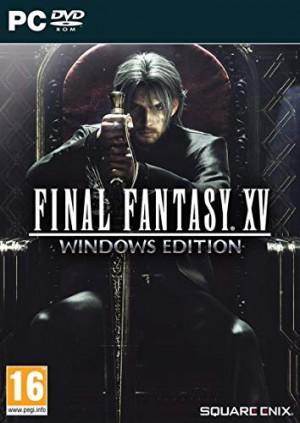 Cover Final Fantasy XV: Windows Edition (PC)