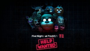Cover Five Nights at Freddy's VR: Help Wanted