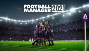 Cover Football Manager 2021
