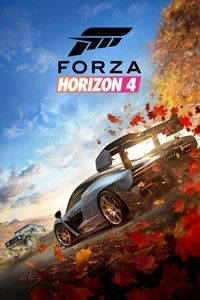Cover Forza Horizon 4
