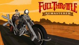 Cover Full Throttle Remastered