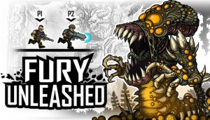Cover Fury Unleashed (PC)