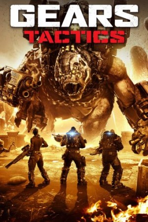 Cover Gears Tactics (PC)