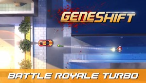 Cover Geneshift