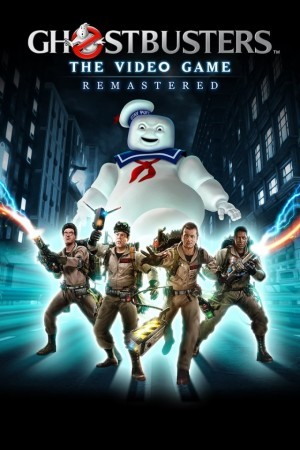 Cover Ghostbusters: The Video Game Remastered