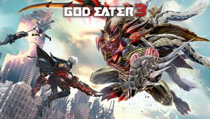 Cover GOD EATER 3 (PC)