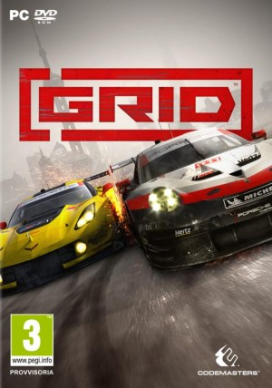 Cover GRID (PC)