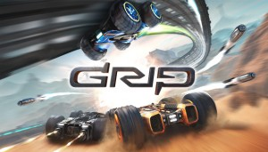 Cover GRIP: Combat Racing (PC)
