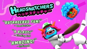 Cover Headsnatchers