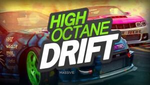 Cover High Octane Drift (PC)