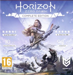 Cover Horizon Zero Dawn: Complete Edition