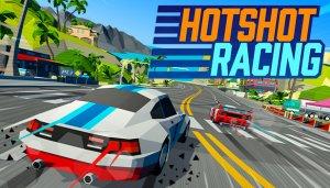 Cover Hotshot Racing (PC)