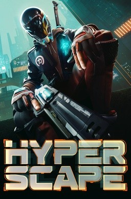 Cover Hyper Scape