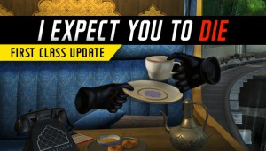 Cover I Expect You To Die