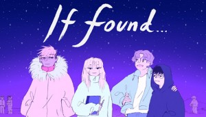 Cover If Found...