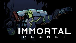 Cover Immortal Planet