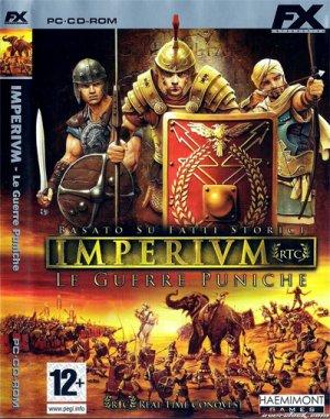 Cover Imperium: Le Guerre Puniche