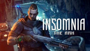 Cover INSOMNIA: The Ark