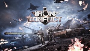 Cover Iron Conflict (PC)