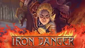 Cover Iron Danger (PC)