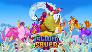 Cover Island Saver (PC)