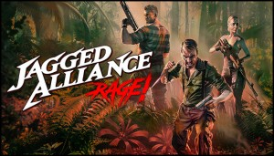 Cover Jagged Alliance: Rage!
