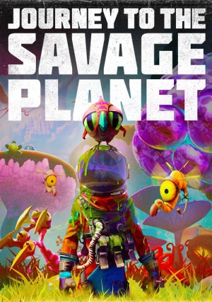 Cover Journey to the Savage Planet