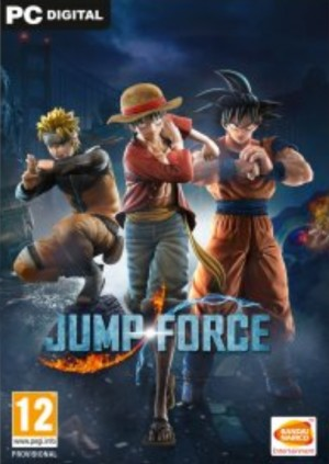 Cover JUMP FORCE