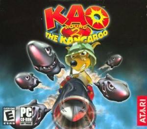 Cover Kao the Kangaroo Round 2