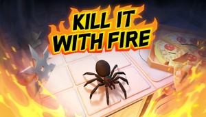Cover Kill It With Fire