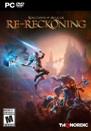 Cover Kingdoms of Amalur: Re-Reckoning (PC)