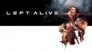 Cover LEFT ALIVE